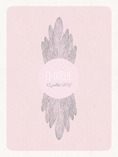 Affiche Attrape-rêves rose - Page 1