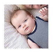 Faire-part de naissance Jeux enfants à 2 (triptyque) gris garçon garçon page 5