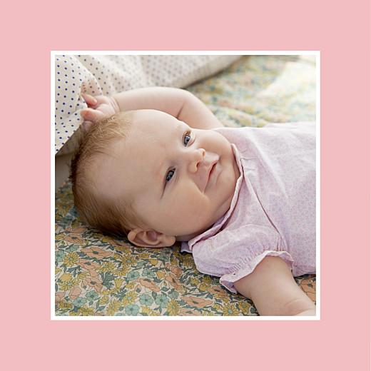 Faire-part de naissance Jeux enfants à 3 (triptyque) rose garçon fille - Page 4