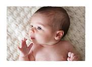 Faire-part de naissance Balade 3 enfants (triptyque) blanc page 6