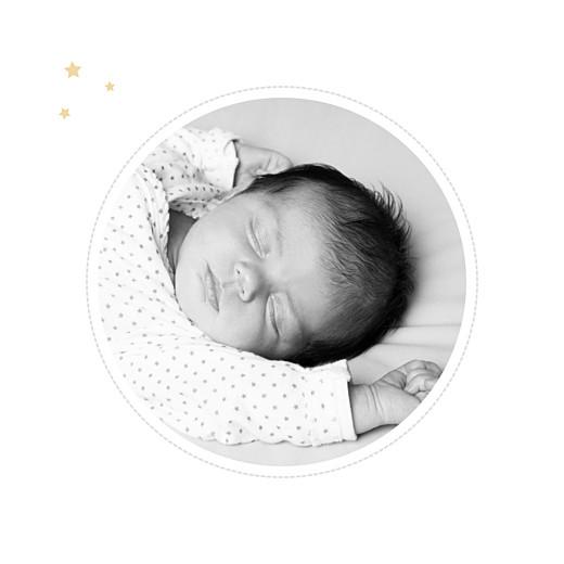 Faire-part de naissance Dans le ciel photo bleu - Page 2