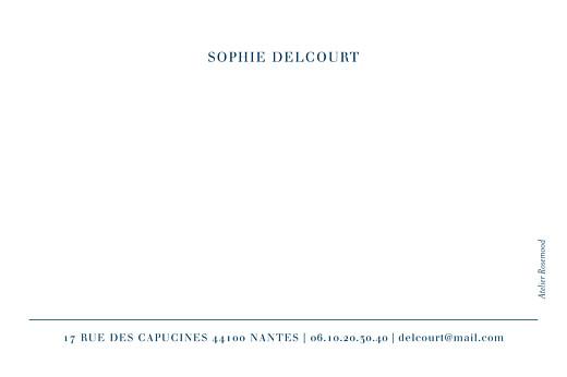 Carte de correspondance Croisette gris - Page 2