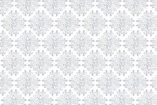 Carte de correspondance Grâce gris