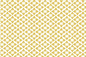 Carte de correspondance jaune on dirait le sud jaune...