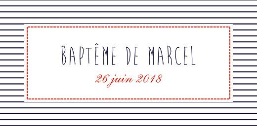 Marque-place Baptême Matelot rouge - Page 4