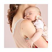 Faire-part de naissance Lovely family (triptyque) fille page 2