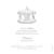 Faire-part de naissance Carrousel photo blanc - Page 1