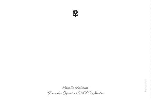 Carte de correspondance Clémentines beige - Page 2