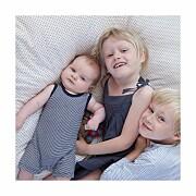 Faire-part de naissance Lovely family 2 enfants 3photos garçons page 2