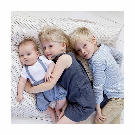 Faire-part de naissance Lovely family 2 enfants 3photos garçons - Page 6