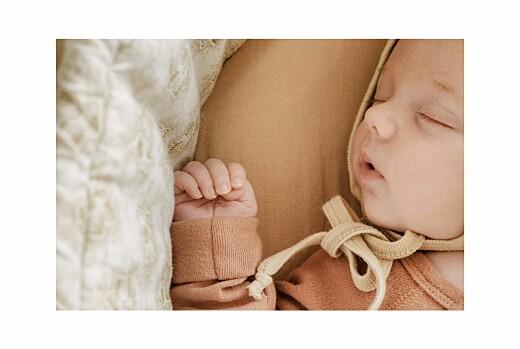 Faire-part de naissance Lovely family 3 enfants paysage garçons sœur
