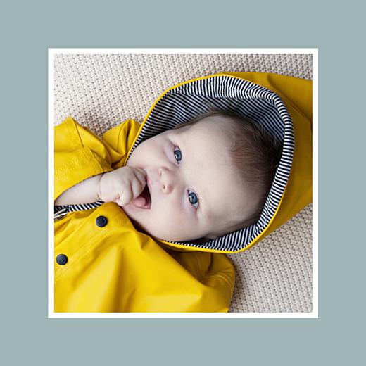 Faire-part de naissance Jeux d\'enfant (triptyque) gris - Page 6