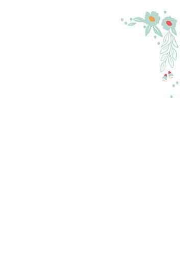 Livret de messe mariage Eden vert - Page 3