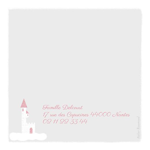Carte d'anniversaire Château dans le ciel photo gris clair - Page 4