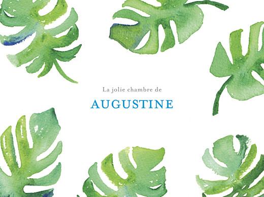 Affiche Acapulco blanc & vert - Page 1
