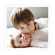 Faire-part de naissance Chat & compagnie (triptyque) poudre page 3