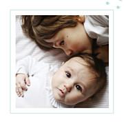 Faire-part de naissance Chien & compagnie (triptyque) bleu page 4
