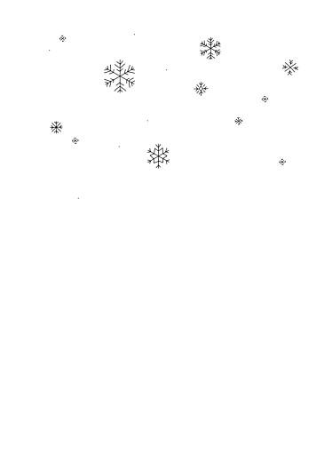 Livret de messe mariage Promesse d'hiver - Page 2