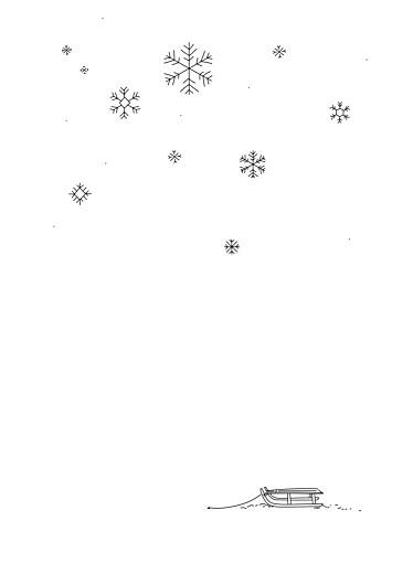 Livret de messe mariage Promesse d'hiver - Page 3