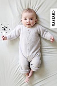 Faire-part de naissance photo illustrée mon petit magicien noir