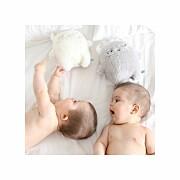 Faire-part de naissance Lovely family twins (triptyque) fille page 6