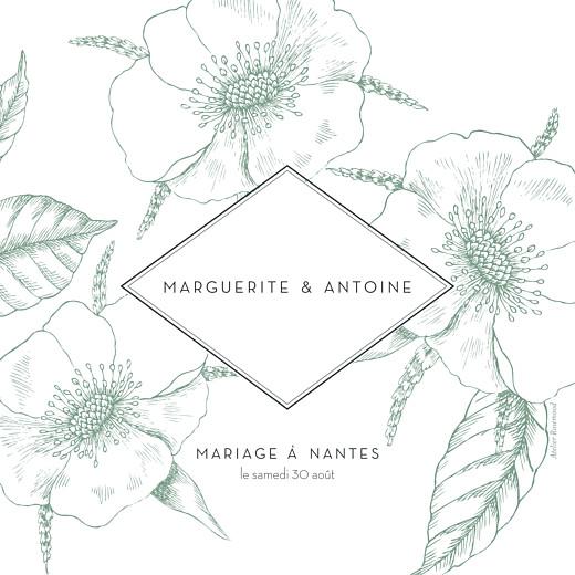 Rosemood: Faire-part De Mariage Gravure Chic RV