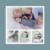 Faire-part de naissance Cherry chou 4 photos bleu - Page 2