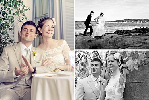 Carte de remerciement mariage Ronde de cœurs vert - Page 2
