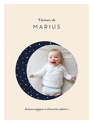 Affiche Mon étoile photo beige - Page 1