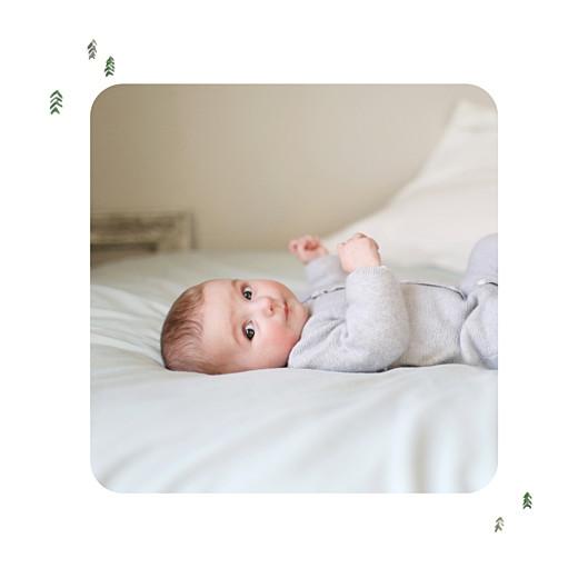 Faire-part de naissance Conte polaire photo bleu - Page 2
