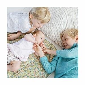 Faire-part de naissance Lovely family 2 enfants 3photos fille frère