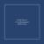 Faire-part de naissance Classique liseré (triptyque) bleu nuit