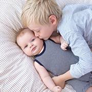 Faire-part de naissance Mini the photos ! (triptyque) blanc page 6