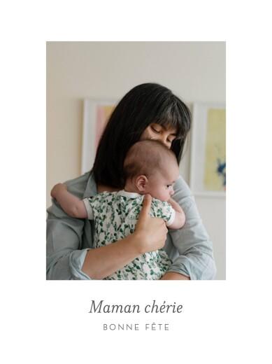 Affichette Contemporain portrait blanc - Page 1