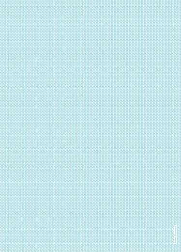 Livret de messe mariage Accolades bleu - Page 4