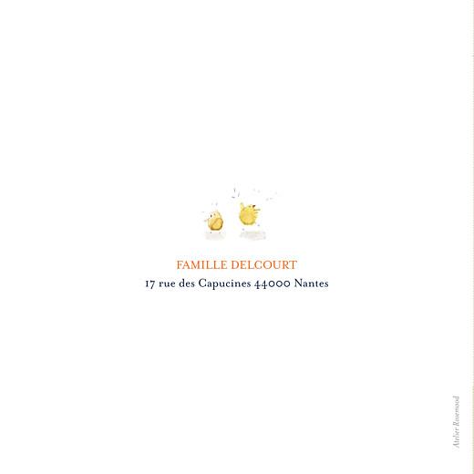 Faire-part de naissance Conte champêtre (4 pages) vert - Page 4
