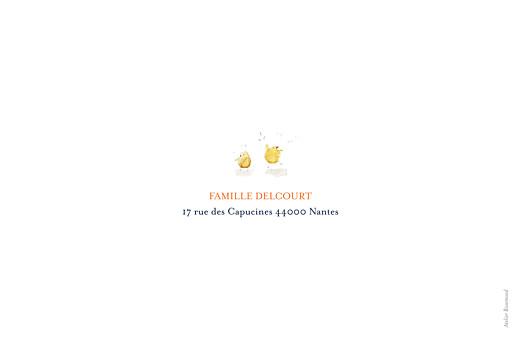 Faire-part de naissance Conte champêtre paysage 4p vert - Page 4
