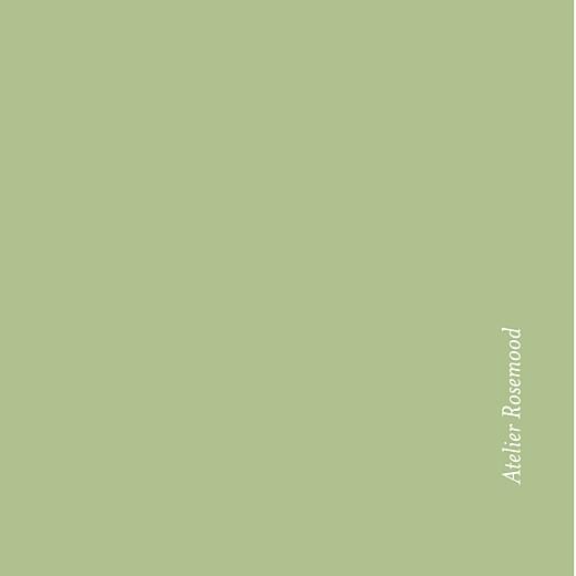 Etiquette de mariage Jardin anglais vert - Page 2