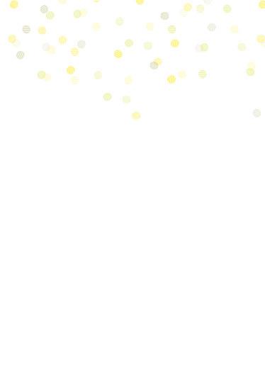 Livret de messe mariage Polka kraft - Page 3