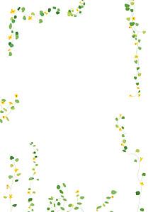 Livret de messe Capucine jaune