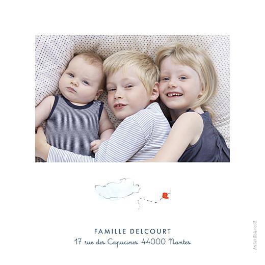 Faire-part de naissance Abc... soleil blanc - Page 4