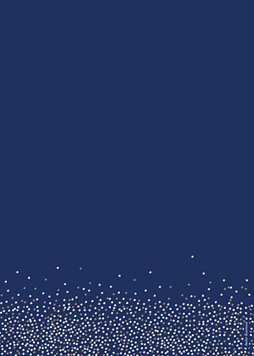 Livret de messe mariage Confetti bleu - Page 4