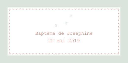 Marque-place Baptême Moulin à vent vert pâle - Page 4
