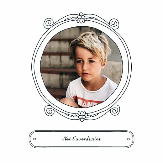 Carte de voeux Portraits de famille bleu - Page 6
