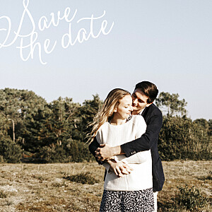 Save the date marianne fournigault un grand jour blanc