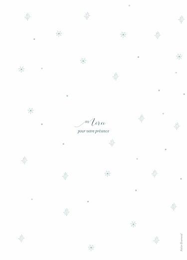 Livret de messe Douce colombe bleu - Page 4