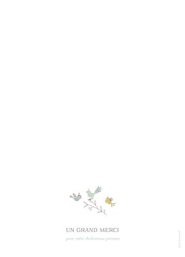 Livret de messe Oiseaux multicolores vert - Page 4