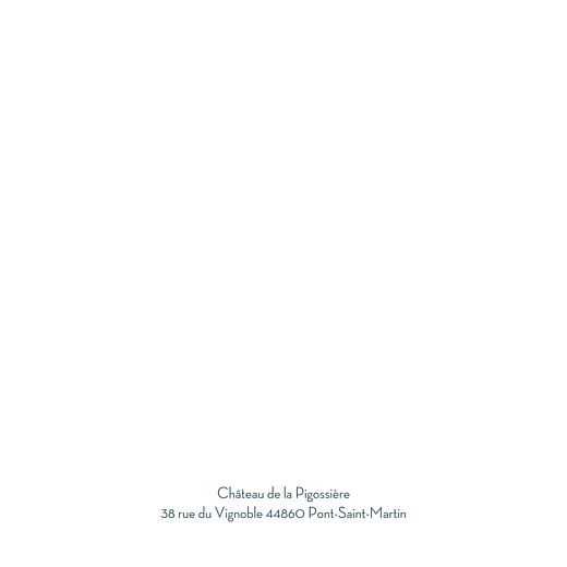 Faire-part de mariage Nuit d'été 4 pages (dorure) bleu - Page 2