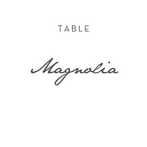 Marque-table mariage dorure élégant coeur (dorure) blanc