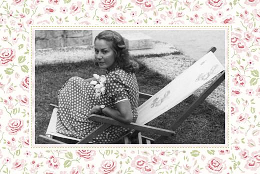 Carte d'invitation anniversaire adulte Félicité rose - Page 3